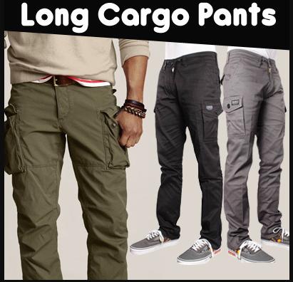Sejarah Celana Cargo